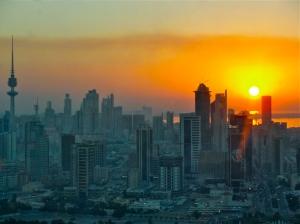 Sky line Kuwait